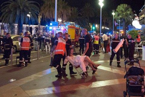 У прокуратурі Франції заявили, що в терориста з Ніцци було п'ять спільників