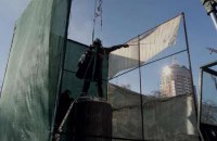 В Киеве демонтировали памятник Александру Суворову