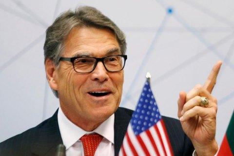 Міністр енергетики США піде у відставку