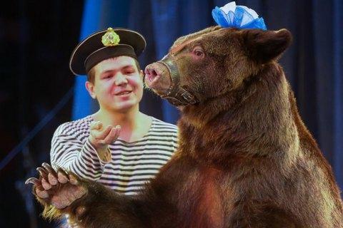 Минкультуры рассчитывает на законодательный запрет использования животных в цирке