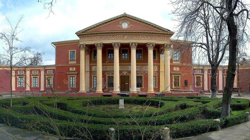 Палац Потоцьких (Одеський художній музей)