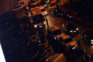 Во Львове формируются колонны автомобилей на Киев (ОБНОВЛЕНО)