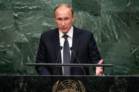 Путин: Россия готова применить высокотехнологичное оружие