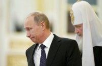 Як і чому Путін видав Московський патріархат в Україні