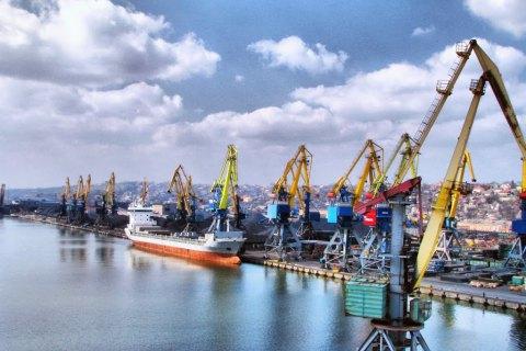 У Маріупольському порту критична ситуація через обміління підхідних каналів