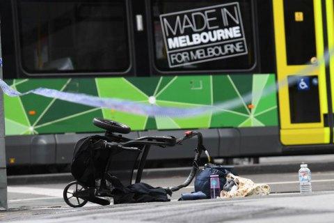 У Мельбурні автомобіль врізався в натовп, є загиблі