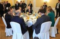 Меркель, Макрон и Путин обсудили Украину на саммите G20 (обновлено)
