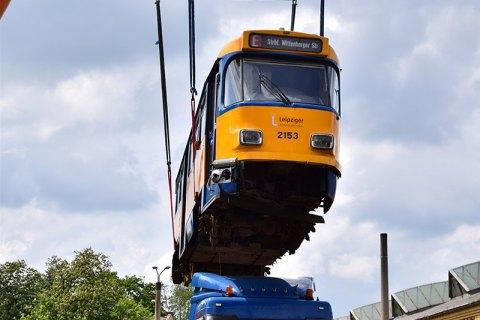 Дніпро закупив у Німеччині 20 вживаних трамваїв за €250 тис.