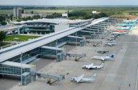 """""""Борисполь"""" перевел в терминал D все зарубежные авиакомпании"""