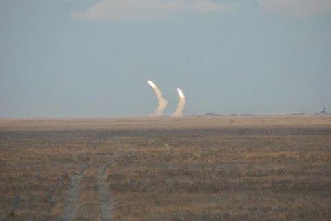 На ракетних навчаннях біля Криму резервний день
