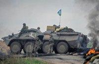 В зоне ООС в четверг погибли два украинских десантника