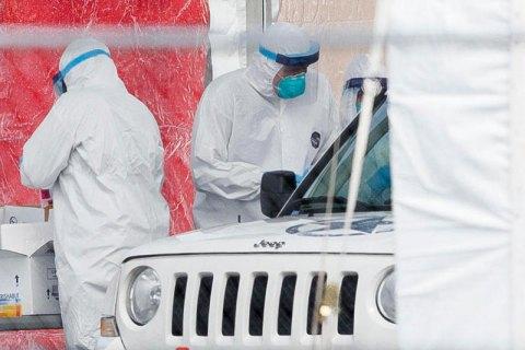 Нью-Йорк вышел в мировые лидеры по тестированию на коронавирус