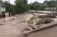 У Чернівецькій області через зливи підтоплені 17 сіл