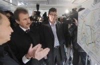 Завершивши будівництво метро на Теремки, Попов упритул візьметься за Троєщину