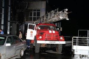 В Киеве из-за окурка горела квартира