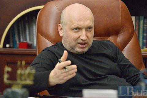 Росія намагається перевести гібридну війну в активну фазу, - Турчинов