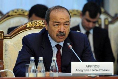 Премьер Узбекистана попал в ДТП