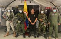 В Колумбии задержали известного наркобарона, который более 10 лет скрывался от власти