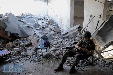 В среду боевики 51 раз обстреляли силы АТО