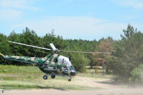 Военные провели испытания ударной модификации вертолета Ми-2