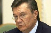 В МВД боятся, чтобы в Януковича ничего не бросили