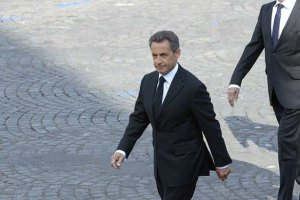 Во Франции арестовали мужчину за оскорбление Саркози