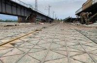 """""""Укравтодор"""" планує за пів року замінити зруйнований міст біля Нікополя"""