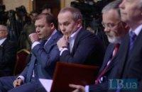 """Шуфрич: """"круглые столы"""" будут носить декларативный характер без участия сепаратистов"""