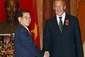 В'єтнам виступає за створення зони вільної торгівлі з Митним союзом