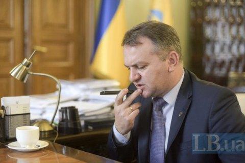 В АП не отримували заяви львівського губернатора про відставку