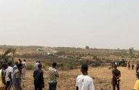 У Нігерії впав військовий літак, загинуло 7 людей