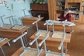 В 743 школах не начался учебный процесс