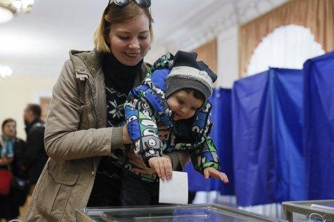 Майже 200 тис. українців змінили місце голосування перед виборами в Раду