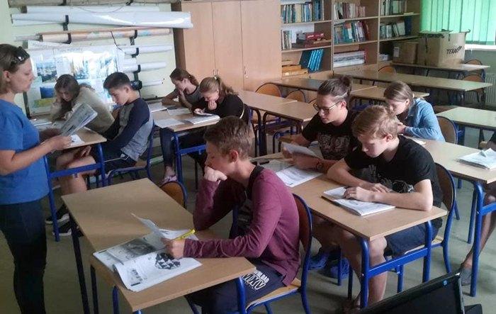 Українські студенти, які поступили у польські виші за підтримки STUDIX