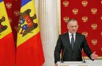 Додона вчетверте тимчасово відсторонили від посади президента Молдови