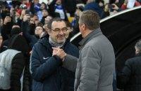 """Головний тренер """"Челсі"""" назвав причини поразки """"Динамо"""" і виокремив двох гравців у складі киян"""