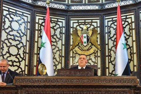 Парламент Сирии осудил геноцид армян вОсманской империи всамом начале ХХвека
