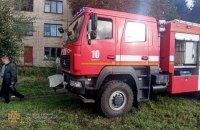 Внаслідок пожежі у київському хостелі загинув 34-річний чоловік