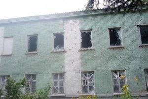 В Донецке ночью продолжались боевые действия