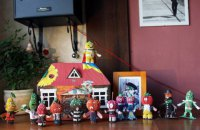 Савченко в СИЗО смастерила кукольный театр