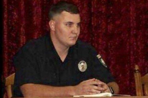 Син убитого бойовиками депутата Рибака очолив патрульну поліцію Одеси