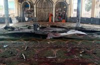 В мечеті на півночі Афганістана внаслідок вибуху загинули і постраждали понад 100 людей