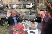 Гриценко і Садовий натякнули на об'єднання