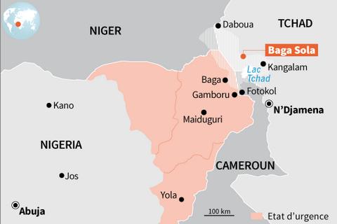 В городке на берегу озера Чад из-за теракта погибли 37 человек