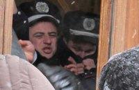 В Донецке ранили четверых милиционеров (Обновление)