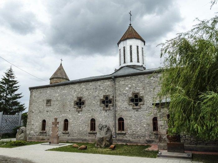 Вірменська церква в Ахалкалакі