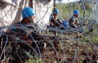 Кабмін зажадав ухвалити закон про допуск миротворців