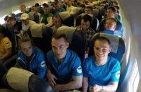 Українські спортсмени вирушили в Баку на Європейські ігри