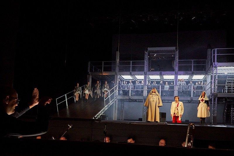 Прем'єра опери «Вишиваний. Король України»