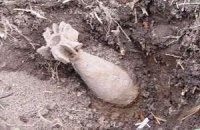 В Севастополе обнаружили склад боеприпасов времен ВОВ